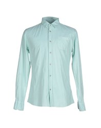 Individual Shirts Shirts Men Light Green