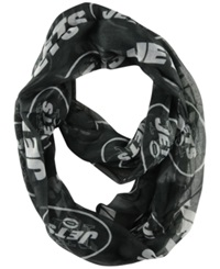 Little Earth New York Jets Sheer Infinity Scarf Green