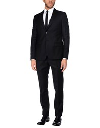 Simon Peet Suits Black
