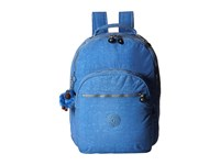 Kipling Seoul Backpack With Laptop Protection Blue Skies Backpack Bags Navy