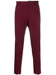 Dolce And Gabbana Adjustable Button Strap Tailored Trousers 60