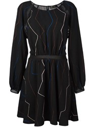 Stine Goya 'Charlie' Dress Black
