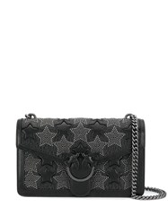 Pinko Starry Sky Love Bag Black