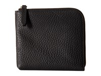 Ecco Kauai Medium Wallet Black Wallet Handbags