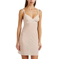 Cosabella Laced In Aire Chemise Light Pink