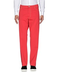 Harmont And Blaine Casual Pants Coral