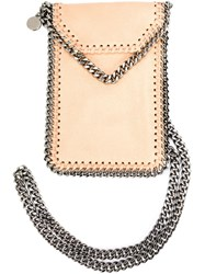 Stella Mccartney 'Falabella' Iphone Case Pink And Purple