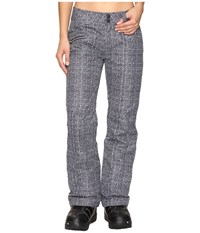 Obermeyer Malta Pants Boucle Women's Casual Pants Gray