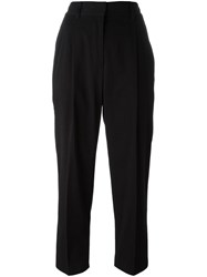 3.1 Phillip Lim Cropped Trousers Black