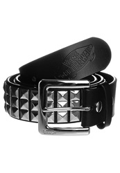 Vans Studded Belt Black Silver