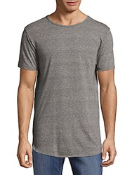 Kinetix Cotton Blend Marled Tee Mineral