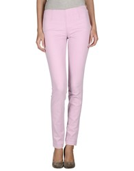 Frankie Morello Trousers Casual Trousers Women Light Purple