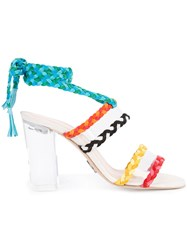 Ritch Erani Nyfc Lace Up Sandals