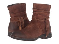 Born Cross Tobacco Distressed Women's Boots Tan