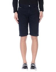 Botticelli Sport Limited Botticelli Limited Trousers Bermuda Shorts Men Dark Blue