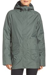 Helly Hansen Women's 'Appleton' Waterproof Hooded Coat Rock