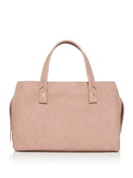 Maison De Nimes Lucy Triple Compartment Bowler Nude