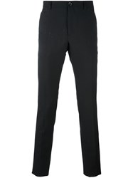 Paul Smith Ps By Slim Fit Tailored Trousers Black