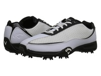 Callaway Chev Aero White Black 2 Men's Golf Shoes