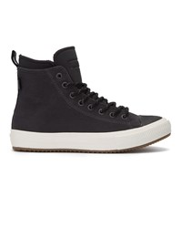 Converse Black Canvas Chuck Taylor All Star Ii Boots