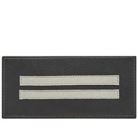Rick Owens Vertical Card Holder Black