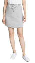 Splendid Bayside Active Skirt Heather Grey