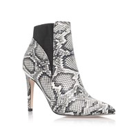 Lipsy Bailey High Heel Ankle Boots Grey