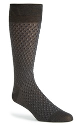 John W. Nordstrom Arrow Socks Charcoal