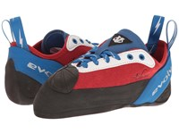 Evolv Ashima Red White Blue Athletic Shoes Multi