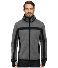 Dale Of Norway Telemark Masculine E Smoke Black Men's Coat Gray