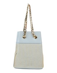 Elie Saab Handbags Sky Blue