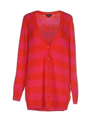 Escada Sport Knitwear Cardigans Women Red