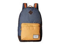 Burton Kettle Pack Washed Blue Day Pack Bags Multi