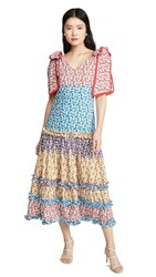 All Things Mochi Fabiana Dress Multi