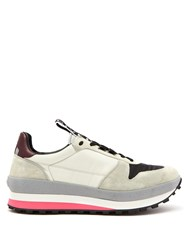 Givenchy Tr3 Runner Low Top Trainers Grey