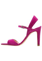 Zign High Heeled Sandals Fuxia Pink