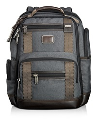 Tumi Kingsville Deluxe Brief Pack Anthracite