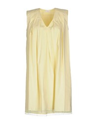 Gold Case Dresses Short Dresses Women
