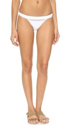 Kopper And Zink Evie Bottoms White