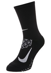 Nike Performance Elite Sports Socks Black White