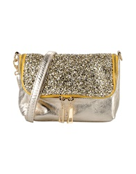 George J. Love Handbags Platinum