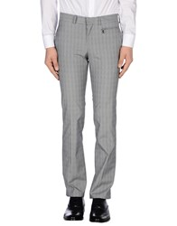 Karl Lagerfeld Lagerfeld Trousers Casual Trousers Men Grey