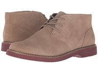 Dr. Scholl's Rhys Taupe Suede Men's Shoes