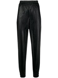 Philosophy Di Lorenzo Serafini Elasticated Waistband Track Pants Black