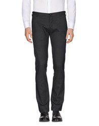 Massimo Rebecchi Casual Pants Steel Grey