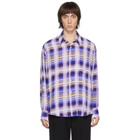 Our Legacy Purple Cocos 70S Shirt