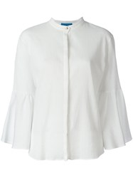 Mih Jeans Goldie Blouse White