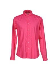 Robert Friedman Shirts Shirts Men Fuchsia