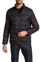 Kenneth Cole Packable Down Jacket Black