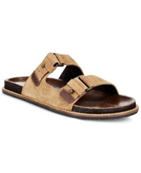 Kenneth Cole Reaction Men's Leap Year Sandals Men's Shoes Taupe